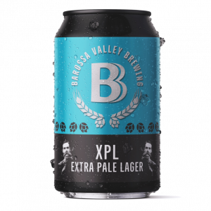 Barossa Valley Brewing - Extra Pale Lager XPL (1)